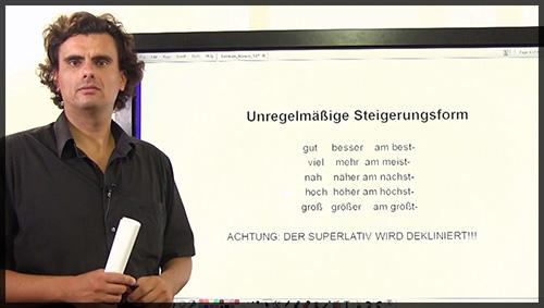 positiv komparativ superlativ deutsch