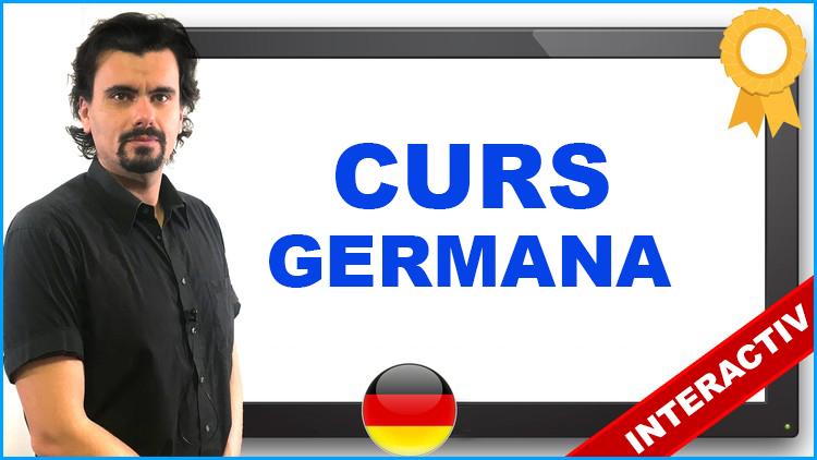 Momentele zilei in germana